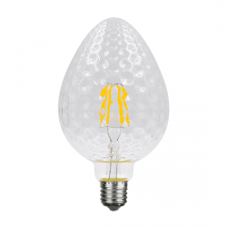 Λαμπτήρας tera LED diolamp Filament (WW 2700K) 6W E27 230V Dimmable Kώδ: TERA6WWDIM