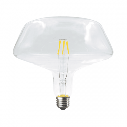 Λαμπτήρας torpa LED diolamp Filament amber (WW 2700K) 6W E27 230V Dimmable Kώδ: TORPA6WWDIM