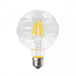 Λαμπτήρας waft LED diolamp Filament διάφανη (WW 2700K) 6W E27 230V Dimmable Kώδ: WAFT6WWDIM