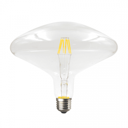 Λαμπτήρας zyro LED diolamp Filament (WW 2700K) 6W E27 230V Dimmable Kώδ: ZYRO6WWDIM