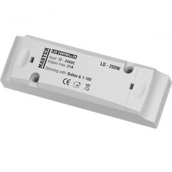 Led controller 250 Watt με δυνατότητα χειρισμού από Button 1-10V MASTER LD-250W