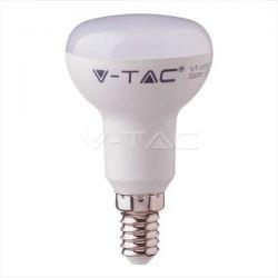Λάμπα led v-tac τύπου καθρέπτου R39 με samsung chip E14 3watt 230v ψυχρό λευκό 6400Κ 250lumen SKU: 212