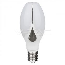 Λάμπα led v-tac μικτού φωτισμού με samsung chip E27 36watt 230v θερμό λευκό 3000Κ 3960lumen SKU: 283