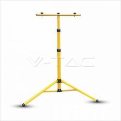 Βάση τρίποδας προβολέων Κίτρινο σώμα Κωδικός : 9104