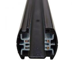 Ράγα 1m για φωτιστικά σποτ ράγας 4 καλωδίων σε μαύρο χρώμα Κώδ: 9944