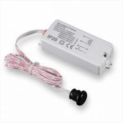 Ανιχνευτής κίνησης v-tac πόρτας υπερύθρων max 200W IP20 Κωδικός: 5085