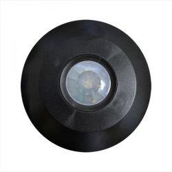 Ανιχνευτής κίνησης v-tac υπερύθρων max 1000W με γωνία ανίχνευσης 360° σε μαύρο χρώμα Κωδικός: 5087