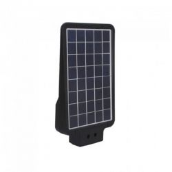 LED ηλιακό φωτιστικό v-tac δρόμου 15W 6000K ψυχρό λευκό φως με ανιχνευτή κίνησης για ιστό & τοίχο Κωδικός: 8548