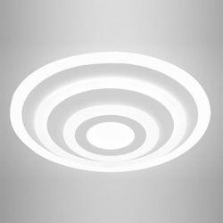 LED v-tac φωτιστικό οροφής 4 δακτύλιοι 85W 3000K θερμό λευκό φως Triac dimmable 3 βημάτων Κωδικός: 3910