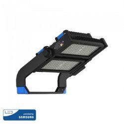 Προβολέας LED Samsung chip & Meanwell driver 500W Φυσικό λευκό 4000K Μαύρο σώμα Dimmable Κωδ: 497