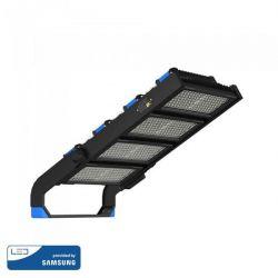 Προβολέας LED Samsung chip & Meanwell driver 1000W Φυσικό λευκό 4000K Μαύρο σώμα Dimmable Κωδ: 499