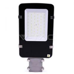LED φωτιστικό δρόμου Samsung SMD High-Lumen 50W 4000Κ φυσικό λευκό Κωδικός: 527