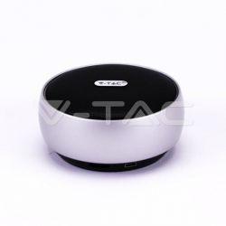 Ηχείο φορητό v-tac Bluetooth γκρί 800mAh Κωδικός: 7717