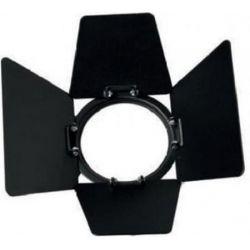 Μαύρο Πλαίσιο Με Πτερύγια Για Φωτιστικό Ράγας IDA Aca Lighting Κωδικός: IDASB