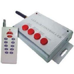 plc rgb controller μέσω γραμμής ρεύματος για 18 λάμπες πισίνας par56 led rgb (max) PAR56REMOTE
