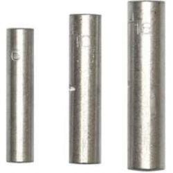 Σύνδεσμος αγωγών (μούφα-σωληνάκι) βaρέως τύπου 27mm για διατομή αγωγού 6mm  sku: 12-26
