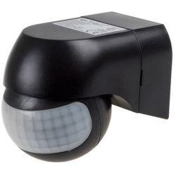 Ανιχνευτής κίνησης v-tac υπερύθρων τύπου μπαλάκι max 400W μαύρος στεγανός IP44 ανίχνευση 180° απόσταση έως 12m Κωδικός: 5089