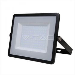Προβολέας LED Samsung chip 100W High Lumen Λευκό 6400K Μαύρο σώμα Κωδικός: 767