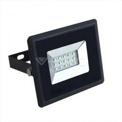 Προβολέας LED 10W Πράσινο Μαύρο σώμα E-Series Κωδικός: 5988