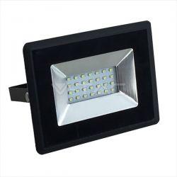 Προβολέας LED 20W Μπλέ Μαύρο σώμα E-Series Κωδικός: 5993