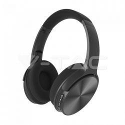 Bluetooth ασύρματα ακουστικά, σε μαύρο χρώμα – 500mah με rotatable head Κωδικός: 7727