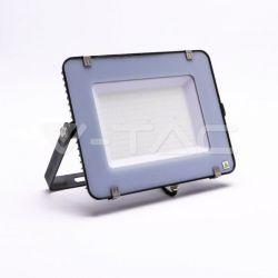 Προβολέας LED Samsung chip 150W High Lumen Λευκό 6400K Μαύρο σώμα (120LM/W) Κωδικός: 773
