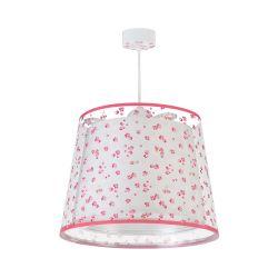Φωτιστικό Οροφής Παιδικό Dream Flowers Pink 81172S - Ango