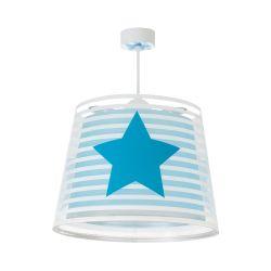 Φωτιστικό Οροφής Παιδικό Light Feeling Blue 81192T - Ango