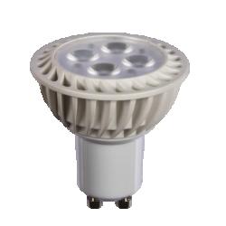 Λάμπα LED GU10 4x1W 300Lm 230V 6000K Ψυχρό Λευκό - Atman GU10-00108