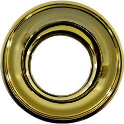 Ανταυγαστήρας Στρογγυλός σε Χρυσό Χρώμα για το Σποτ Οροφής Χωνευτό Molly R90451CG - Aca