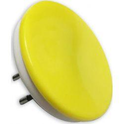 Φωτάκι Νυκτός Led Κίτρινο 1W Φ7cm BYXYD431 - Aca