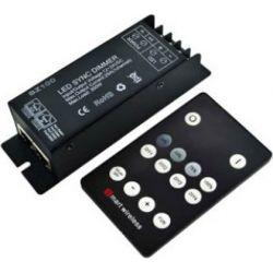 Controller CCT LED με Ασύρματο Τηλεχειριστήριο 12Α για Μονόχρωμες Ταινίες LED SZ100CCTRF14 - Aca