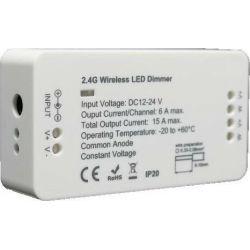 Δέκτης για Τηλεχειριστήριο Led 12/24VDC CON-00206 - Atman