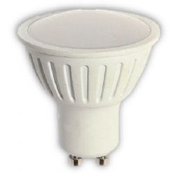 Λάμπα LED Σποτ GU10 3W 240Lm 230V 3000K Θερμό Λευκό - Atman GU10-00091