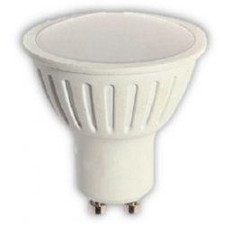 Λάμπα LED Σποτ GU10 3W 270Lm 230V 6000K Ψυχρό Λευκό - Atman GU10-00090