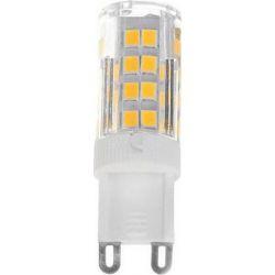Λάμπα LED G9 5W 380Lm 230V 3000K Θερμό Λευκό Dimmable G9-00221-D - Atman