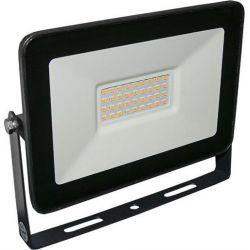 Προβολέας Led Tablet Slim Mαύρος 30W 230V 2400lm 6000K Ψυχρό Λευκό FL-T-00030 - Atman