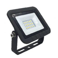Προβολέας Led Tablet Slim Mαύρος 20W 230V 1600lm 3000K Θερμό Λευκό FL-T-00023 - Atman
