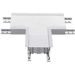 Led Σύνδεσμος σε Σχήμα Ταυ για Χωνευτό Γραμμικό Φωτιστικό Samsung 14W Φυσικό Λευκό 4000Κ Λευκό Σώμα 398 - V-TAC