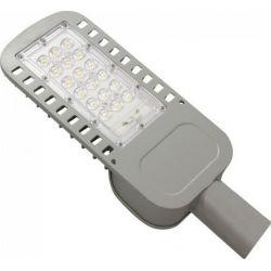 Led Φωτιστικό Δρόμου Samsung SMD 30W Φυσικό Λευκό 4000Κ 3600lm 956 - V-TAC
