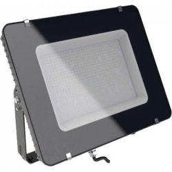 Προβολέας Led Samsung Chip 500W Φυσικό Λευκό 4000Κ 60000lm Μαύρο Σώμα 966 - V-TAC