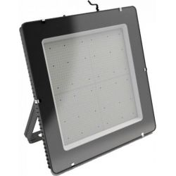 Προβολέας Led Samsung Chip 1000W Φυσικό Λευκό 4000Κ 120000lm Μαύρο Σώμα 968 - V-TAC