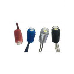 Led Module Μονό Αδιάβροχο SMD5050 0.24W Κόκκινο IP68 5137 - V-TAC