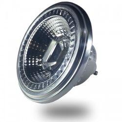Λάμπα led ισχύος AR111 GU10 12watt 200-240v δέσμης 40° 650 lumen φυσικό λευκό (daylight) 4500Κ Ø 111mm