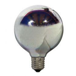 Λάμπα Led Dimmable E27 G95 3D Filament 4W Θερμό Λευκό 2700Κ Φ95mm GLOBE95DIM3D - Aca