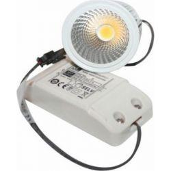 LED Module GU10 COB 10W 230V Ψυχρό Λευκό 6400K 850lm WISP1064 - Aca