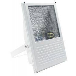 Προβολέας Μεταλλικών Αλογονιδίων Στεγανός Λευκός BIOS HQI-TS 150W R7S IP65 AC.045H150CW - Aca