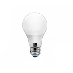Λάμπα led τύπου αχλάδι Ε27 μάτ 9watt 230v ντιμαριζόμενη 750 lumen θερμό λευκό 3000Κ