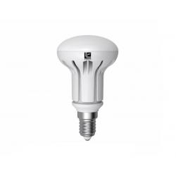 Λάμπα led τύπου καθρέπτου R50 E14 αλουμινίου μάτ 7watt 230v 560lumen θερμό λευκό 3000Κ