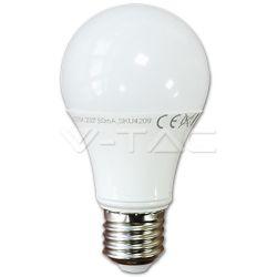 Λάμπα led E27 10watt 220v Φ60 δέσμης 200° 806 lumen ψυχρό λευκό 6000Κ